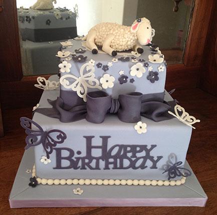 Awe Inspiring Little Lamb Birthday Cards Printable Inklcafe Filternl